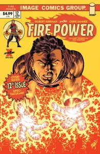 FIRE POWER BY KIRKMAN & SAMNEE #12 CVR J LARSEN