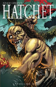 ADAM GREENS HATCHET TP VOL 01
