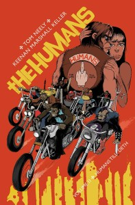 HUMANS TP VOL 02 HUMANS TILL DETH UP