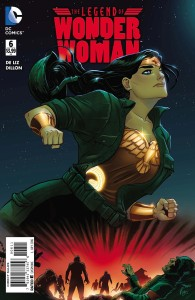 LEGEND OF WONDER WOMAN #6 (OF 9)