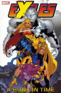 EXILES TP VOL 07 A BLINK IN TIME