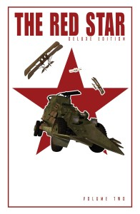 RED STAR DELUXE HC VOL 02