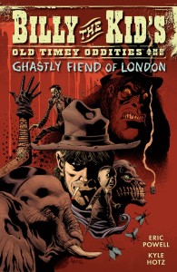 BILLY THE KID OLD TIMEY ODDITIES TP VOL 02 FIEND LONDON