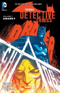 BATMAN DETECTIVE COMICS HC VOL 07 ANARKY