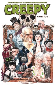 CREEPY COMICS TP VOL 04