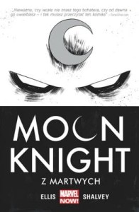Moon Knight Tom 1 Z martwych