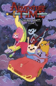 ADVENTURE TIME SUGARY SHORTS TP VOL 03