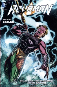AQUAMAN HC VOL 07 EXILED