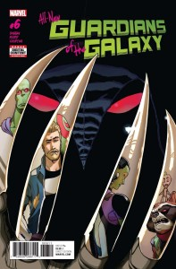 ALL NEW GUARDIANS OF GALAXY #6