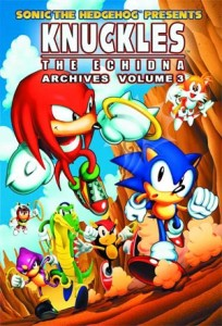 KNUCKLES THE ECHIDNA ARCHIVES TP VOL 03