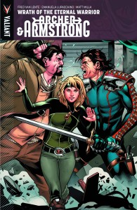 ARCHER & ARMSTRONG (VU) TP VOL 02 ETERNAL WARRIOR