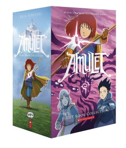 AMULET 1-8 BOX SET
