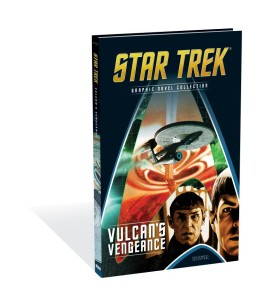 STAR TREK GN COLLECTION #14 VULCANS VENGEANCE HC