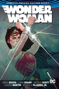 WONDER WOMAN REBIRTH DELUXE COLLECTION HC VOL 01
