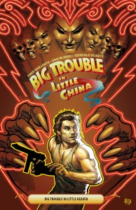 BIG TROUBLE IN LITTLE CHINA TP VOL 05