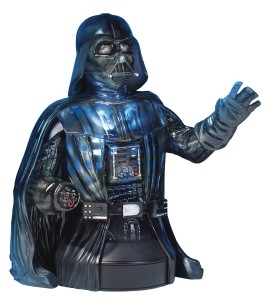 SW DARTH VADER EMPERORS WRATH MINI-BUST