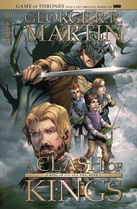GAME OF THRONES CLASH OF KINGS #10 CVR B RUBI