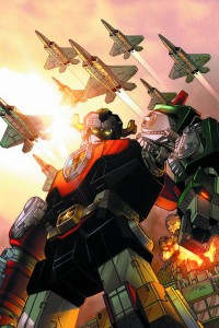 VOLTRON #7 10 COPY CHEN VIRGIN INCV