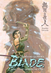 BLADE OF THE IMMORTAL TP VOL 23 SCARLET SWORDS