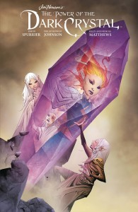JIM HENSON POWER OF DARK CRYSTAL HC VOL 03 (OF 3)