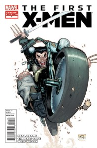FIRST X-MEN #1 (OF 5) STEGMAN VAR