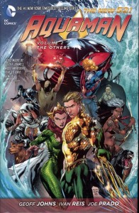 AQUAMAN HC VOL 02 THE OTHERS