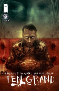 TEN GRAND #1 COVER A TEMPLESMITH