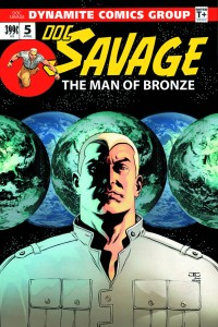 DOC SAVAGE #5 CASSADAY VIP INCENTIVE COVER