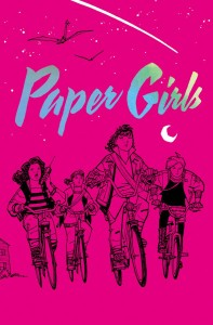 PAPER GIRLS DELUXE ED HC VOL 01