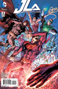 JUSTICE LEAGUE OF AMERICA #2 (N52)