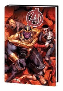 AVENGERS TIME RUNS OUT PREMIERE HC VOL 03
