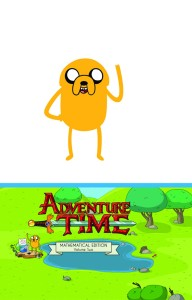 ADVENTURE TIME MATHEMATICAL EDITION HC VOL 02
