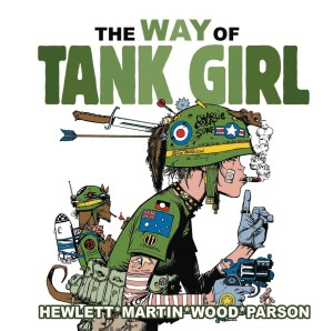 WAY OF TANK GIRL HC
