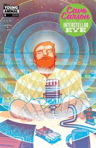 CAVE CARSON HAS AN INTERSTELLAR EYE #6