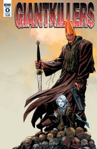 GIANTKILLERS #0 CVR B SEARS & SMITH