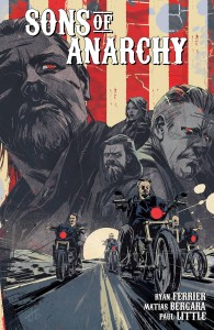 SONS OF ANARCHY TP VOL 06