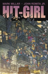 HIT-GIRL #4 (OF 5) DARROW VAR