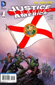 JUSTICE LEAGUE OF AMERICA #1 FLORIDA VAR ED (N52)