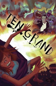 TEN GRAND #9 COVER A SMITH