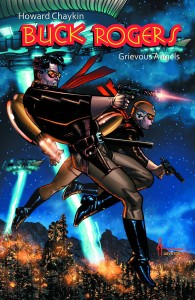 BUCK ROGERS IN 25TH CENTURY TP VOL 01 GRIEVOUS ANGELS