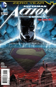 ACTION COMICS #25 (ZERO YEAR) (N52)