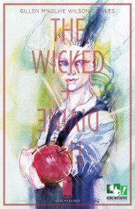 WICKED & DIVINE #40 CVR C HERO INITIATIVE VAR