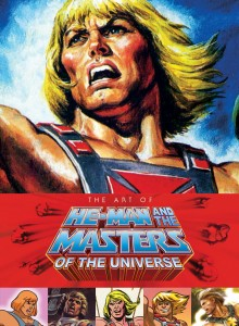 ART OF HE MAN AND THE MASTERS OF THE UNIVERSE HC