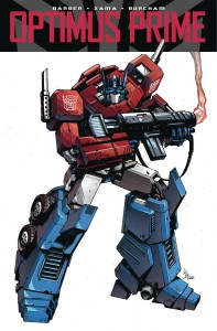 TRANSFORMERS OPTIMUS PRIME TP VOL 01