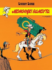 Lucky Luke Tom 48 Jednoręki bandyta