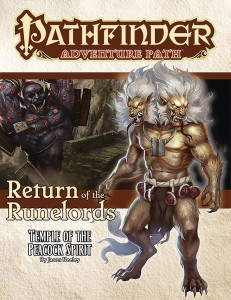 PATHFINDER ADV PATH RETURN OF RUNELORDS PART 4 OF 6