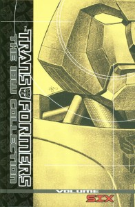 TRANSFORMERS IDW COLLECTION HC VOL 06