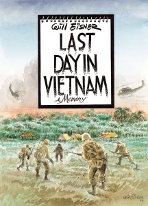 WILL EISNER LAST DAY IN VIETNAM MEMORY HC