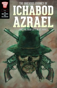 GRIEVOUS JOURNEY OF ICHABOD AZRAEL #1 (OF 6)