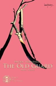 OLD GUARD #2 2ND PTG